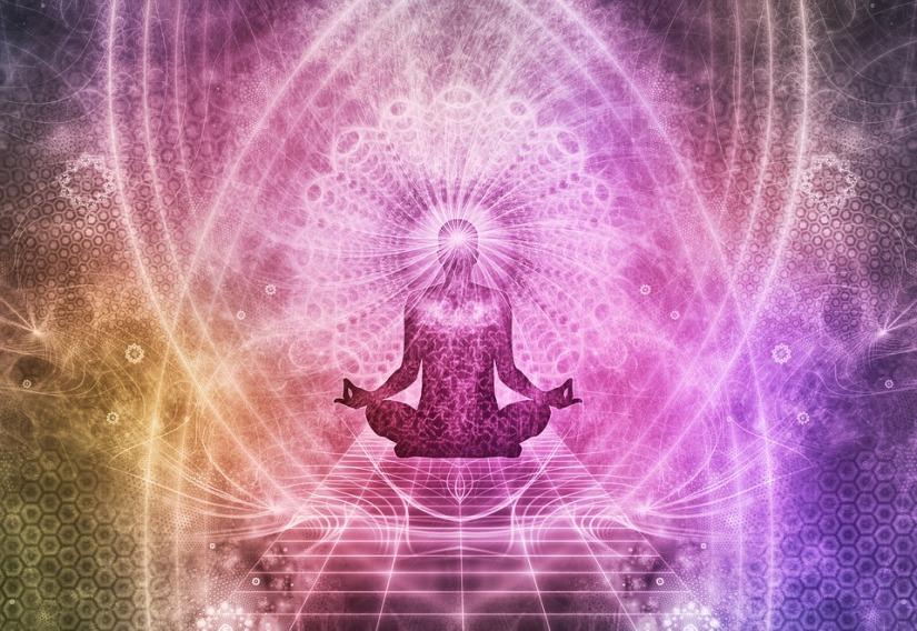 Equilibrio de aura espiral